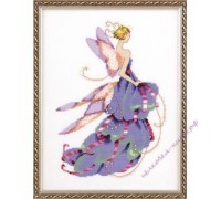 NC165 Lady Slipper (схема)
