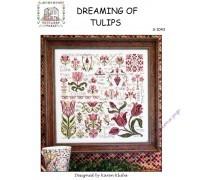 Dreaming of tulips (схема)