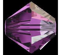 Amethyst Aurore Boreale (204 AB) 6 мм