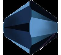 Crystal Metallic Blue 2x (001 MEBL2) 4 мм