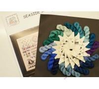 Seaside Sampler (набор нитей Treenway Silks)